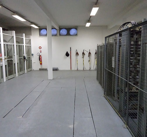 Sous-station
